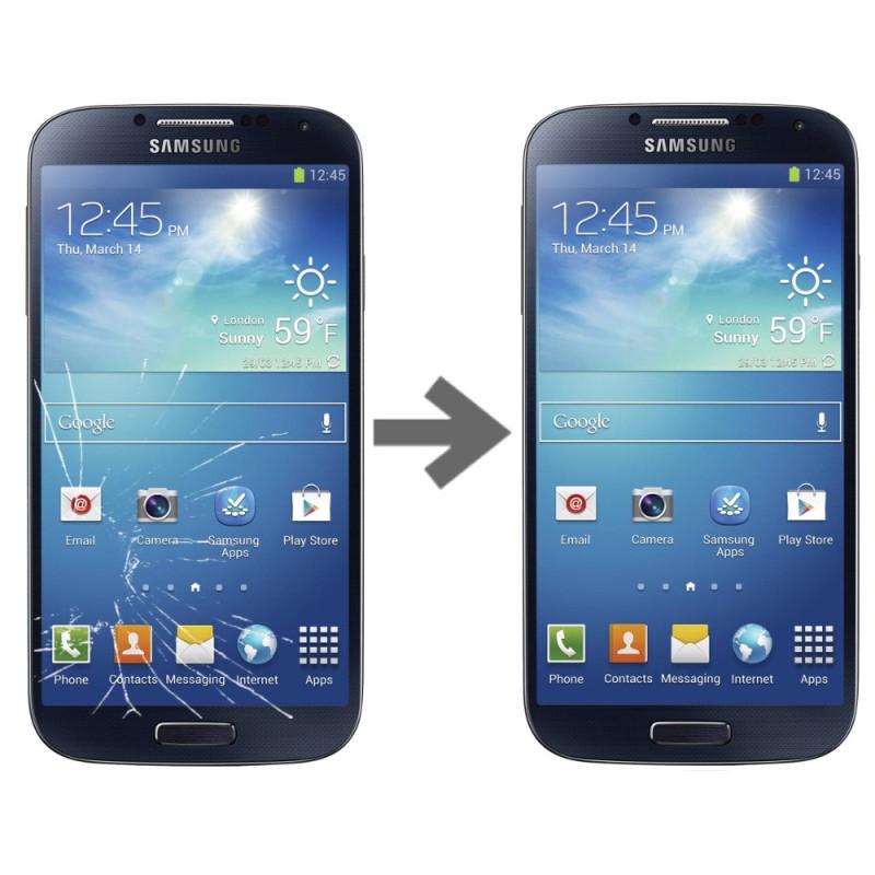 Wymiana szybki dotyku w Samsung Galaxy S4