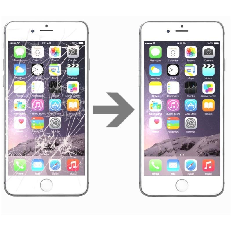 wymiana szybki iphone 6 poznań