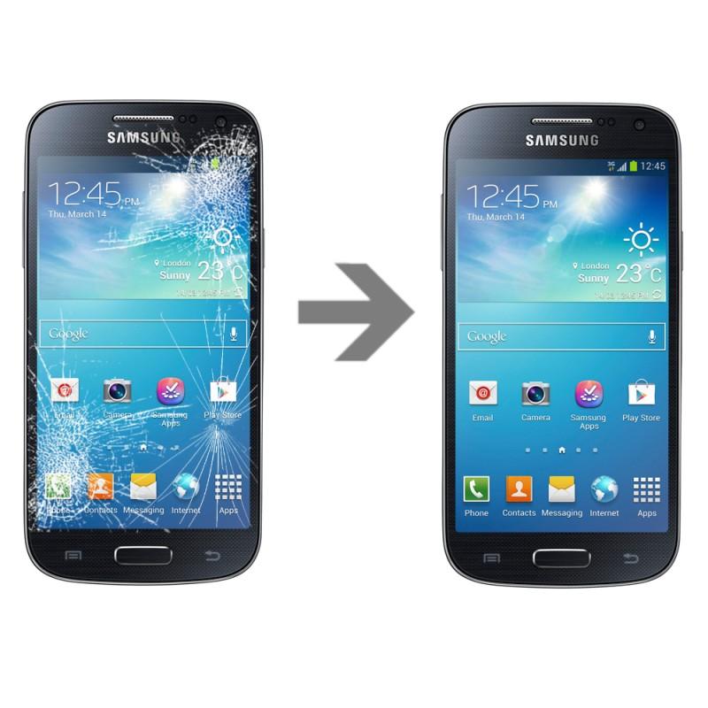 Wymiana szybki dotyku w Samsung Galaxy S4 mini