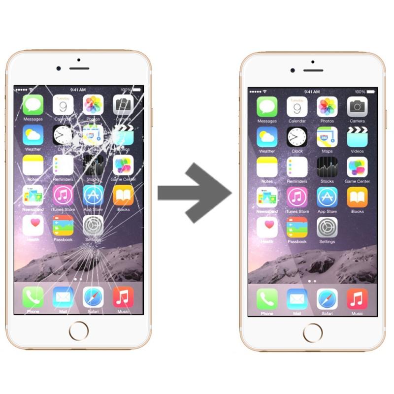 Wymiana szybki dotyku w Apple iPhone 6