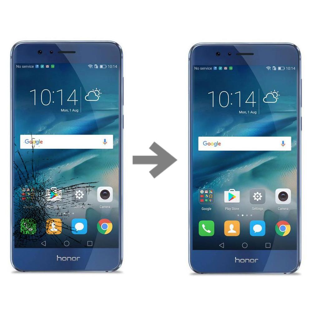 Wymiana szybki/dotyku w Huawei Honor 8