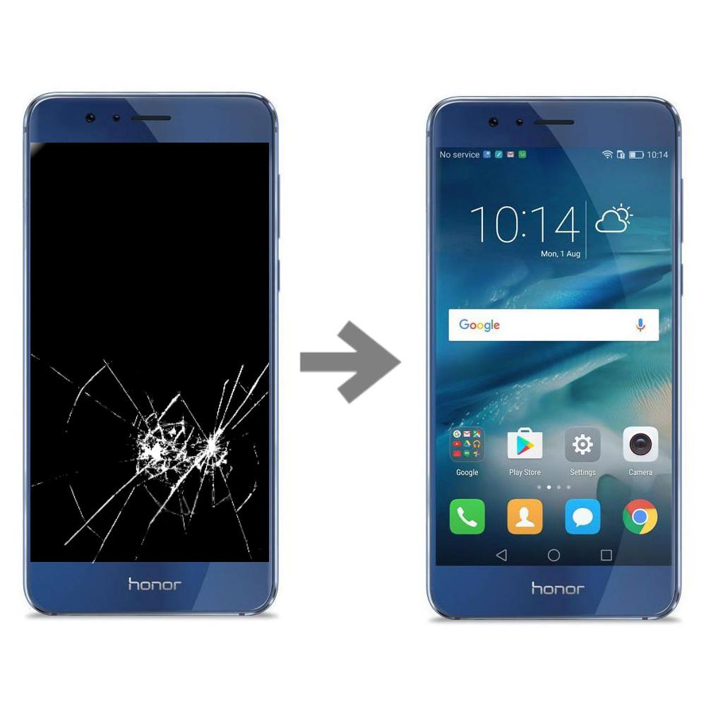 Wymiana wyświetlacza w Huawei Honor 8
