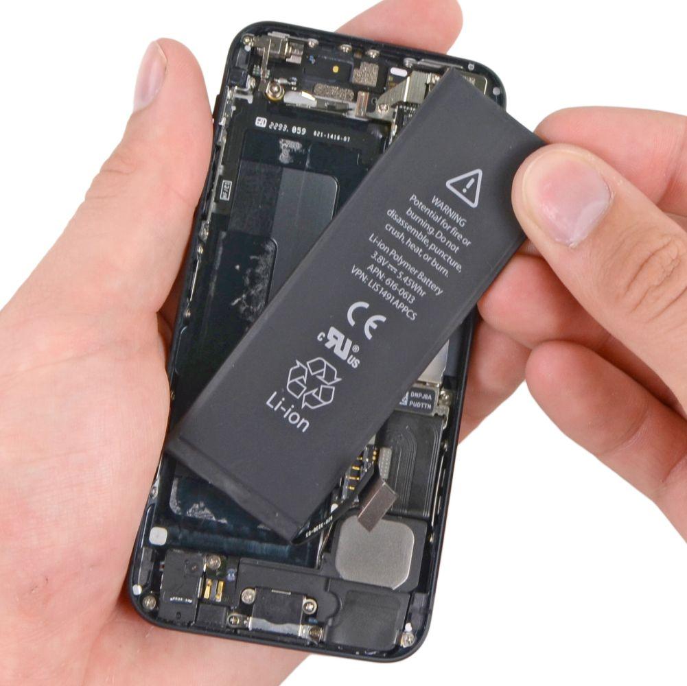 Wymiana baterii Apple Iphone 5s