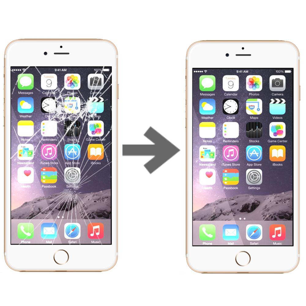 Wymiana szybki dotyku w Apple iPhone 7