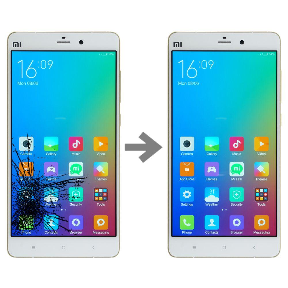 Wymiana szybki w Xiaomi Mi Note