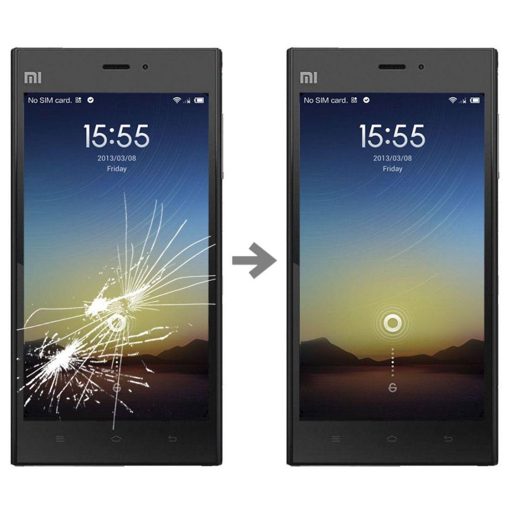 Wymiana szybki w Xiaomi Mi3