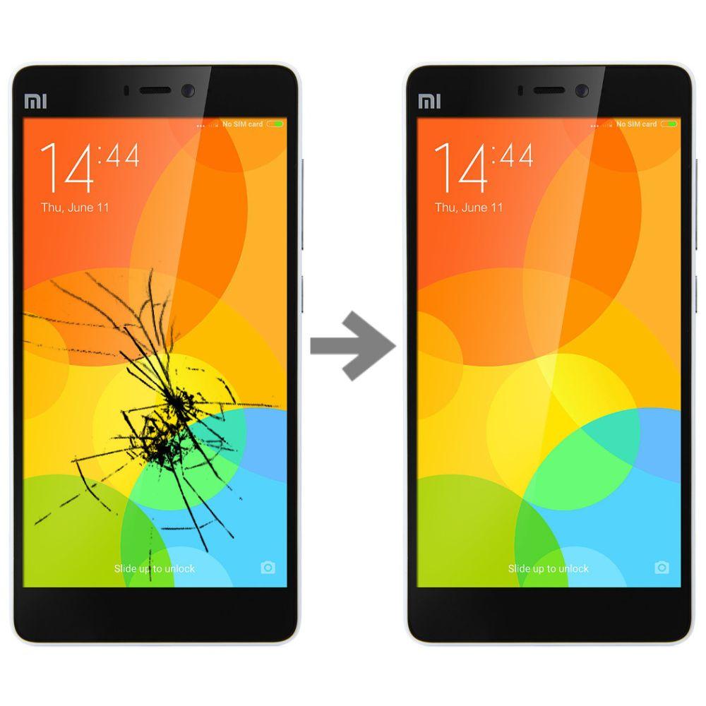 Wymiana szybki w Xiaomi Mi4c
