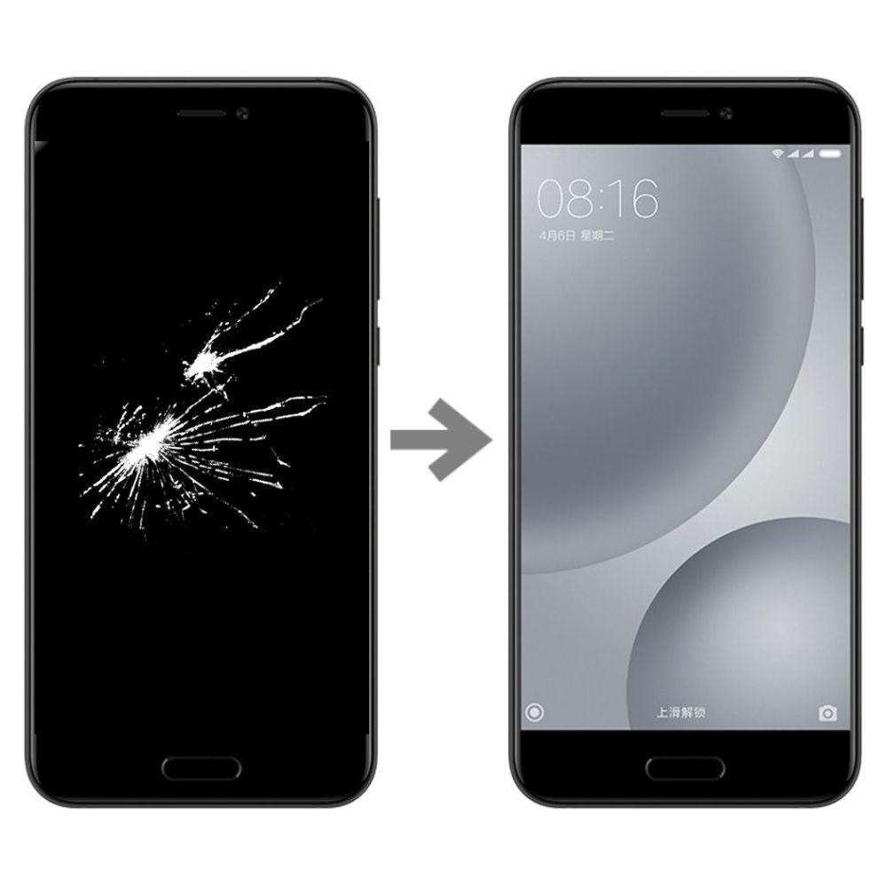 Wymiana wyświetlacza w Xiaomi Mi5c