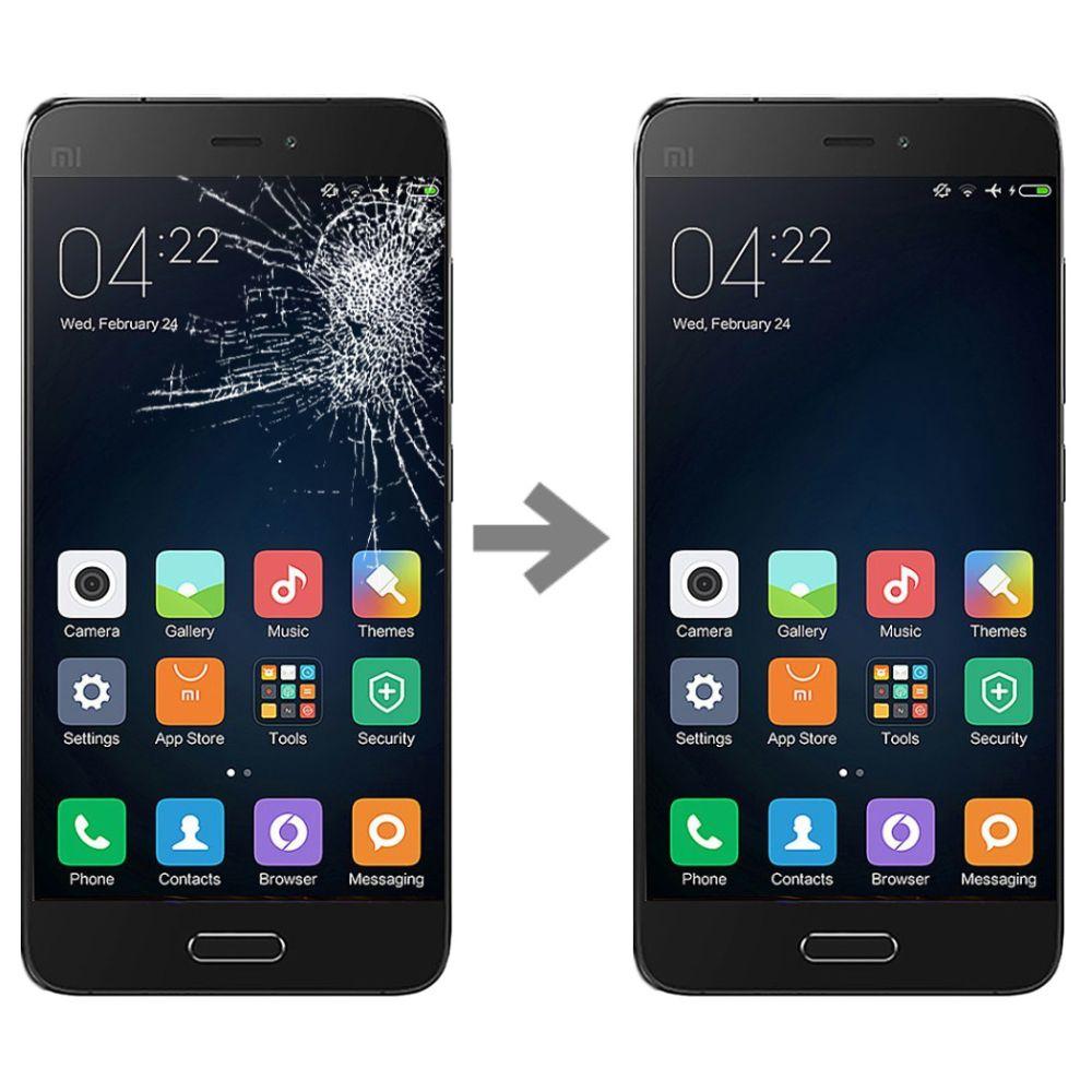 Wymiana szybki w Xiaomi Mi5s