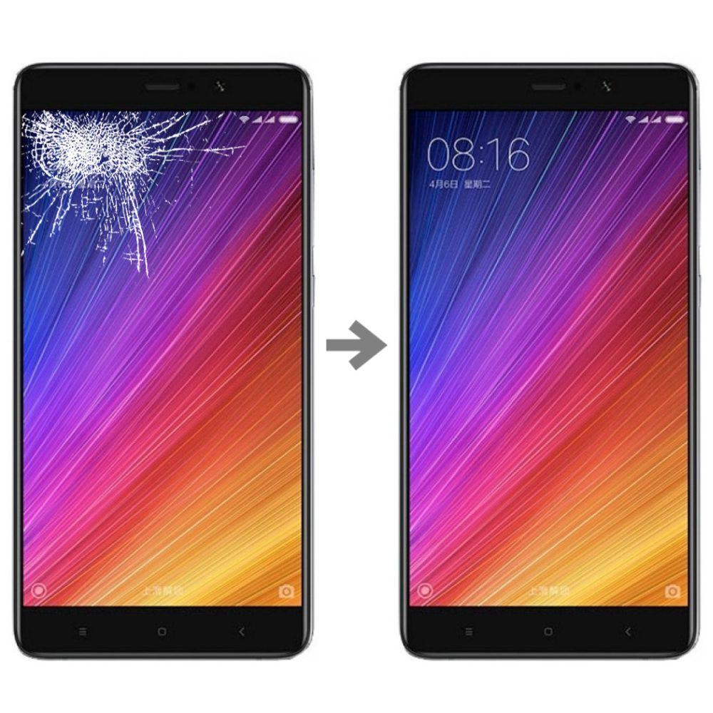 Wymiana szybki w Xiaomi Mi5s Plus