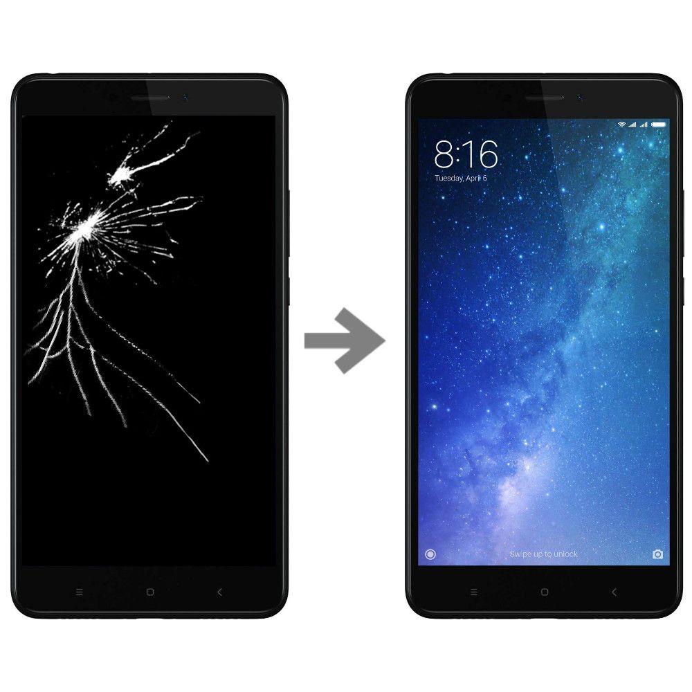 Wymiana wyświetlacza w Xiaomi Mi Max 2