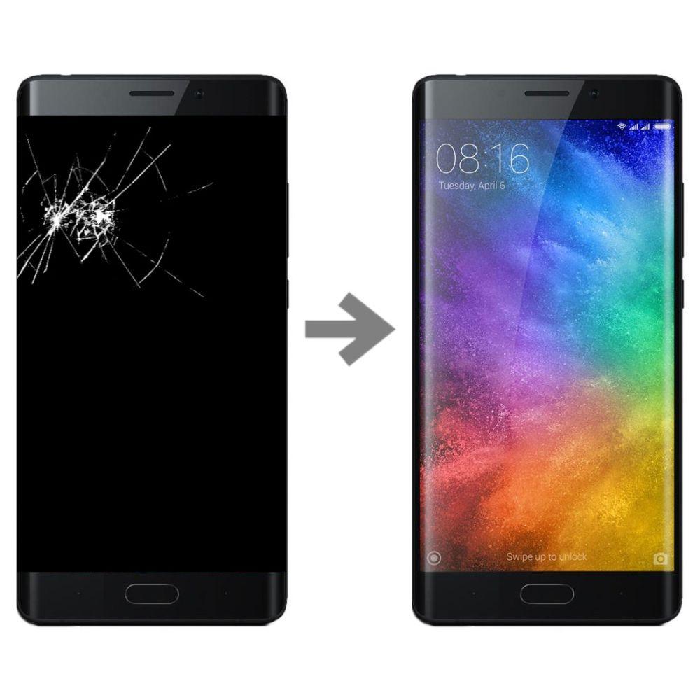 Wymiana wyświetlacza w Xiaomi Mi Note 2
