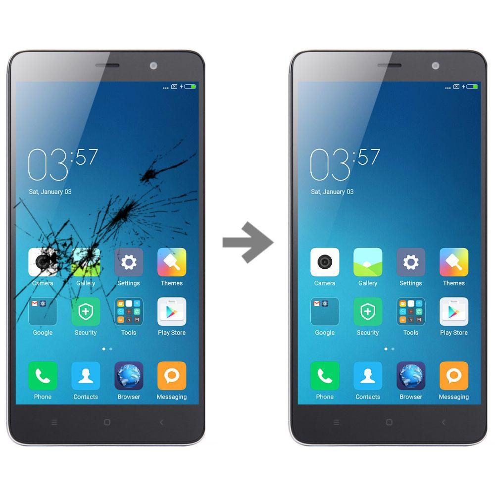 Wymiana szybki w Xiaomi Redmi 3
