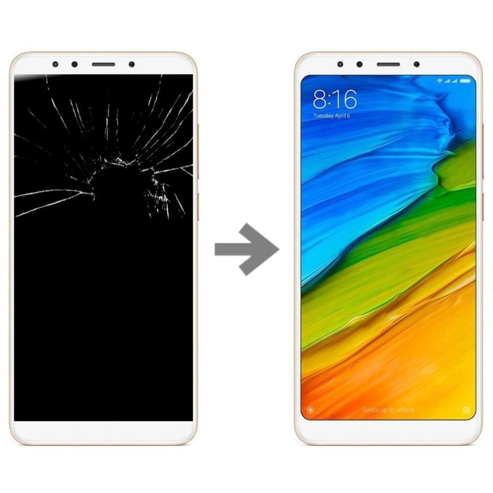 Wymiana wyświetlacza w Xiaomi Redmi 5