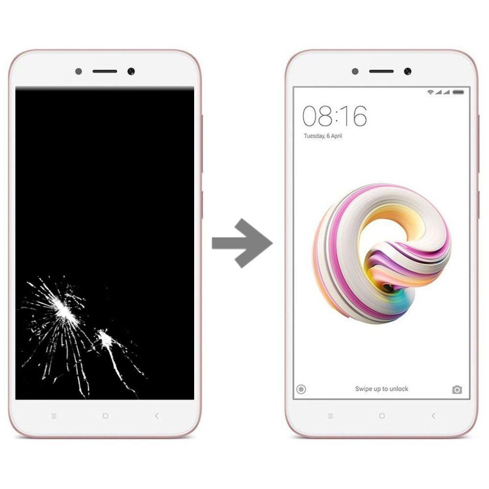 Wymiana wyświetlacza w Xiaomi Redmi 5A