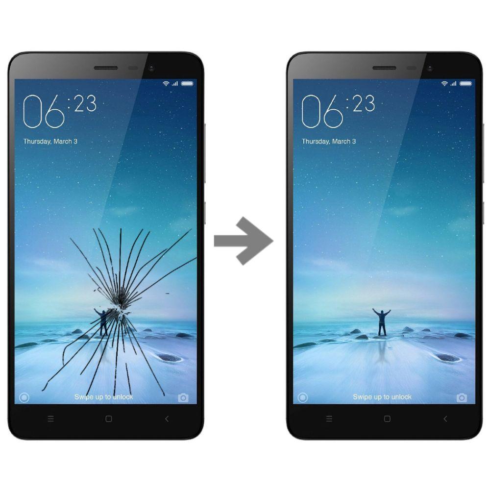 Wymiana szybki w Xiaomi Redmi Note 3