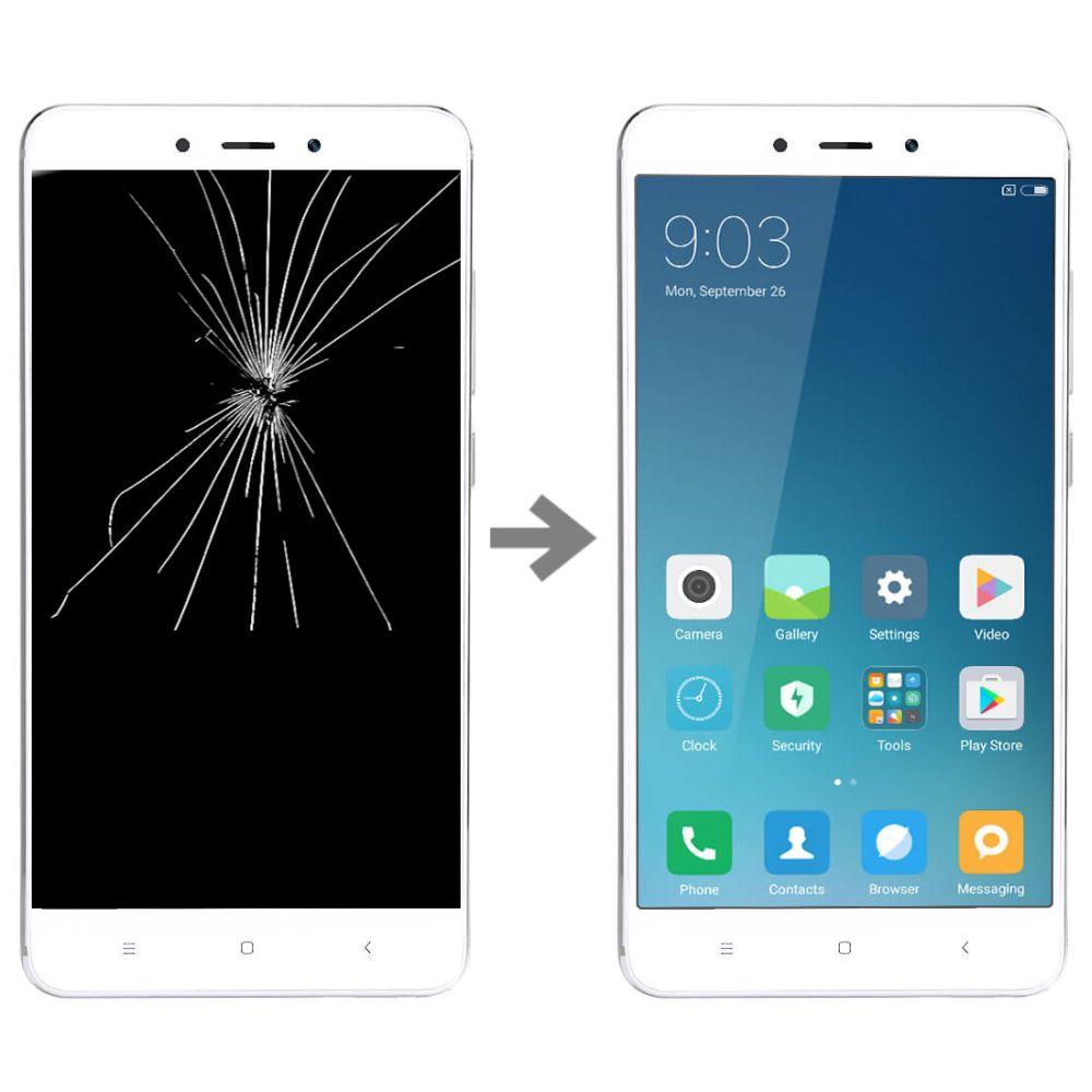Wymiana wyświetlacza w Xiaomi Redmi Note 4