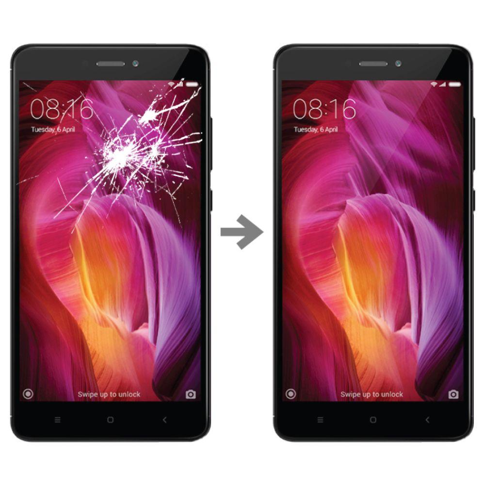 Wymiana szybki w Xiaomi Redmi Note 4x