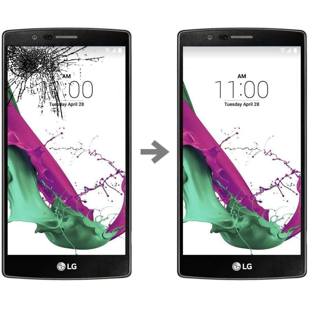 Wymiana szybki w LG G4C (H525)