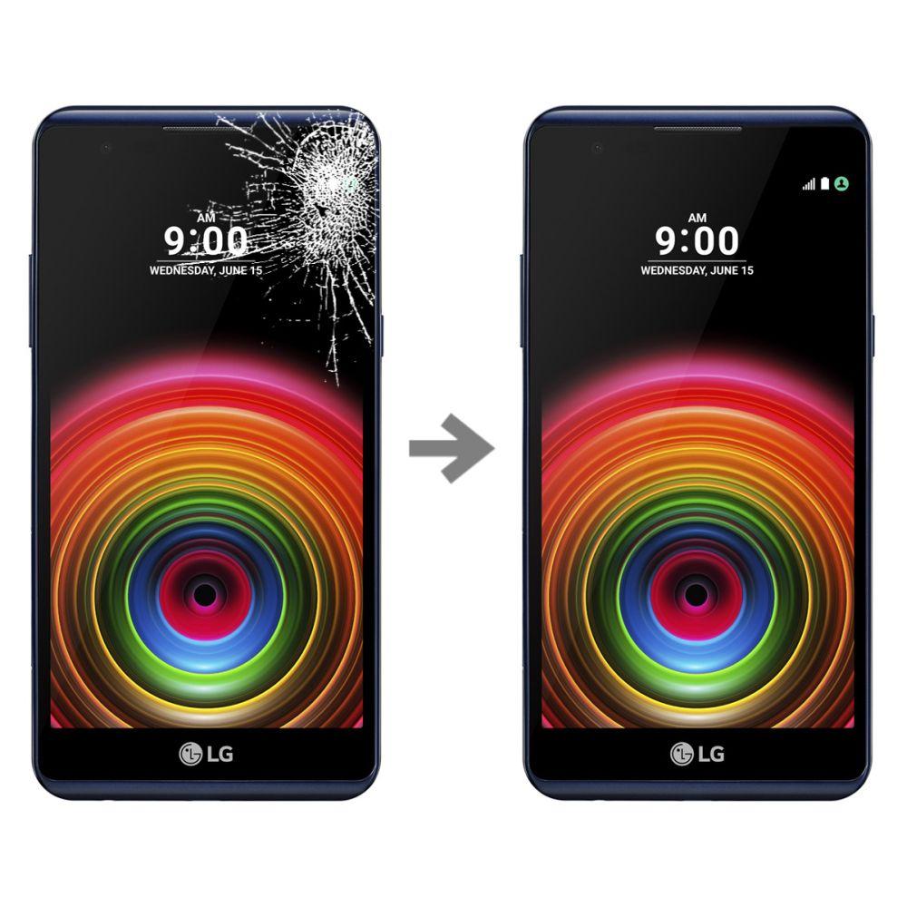 Wymiana szybki w LG X POWER (K220)