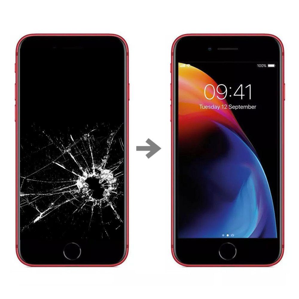 Wymiana wyświetlacza w Apple iPhone 8