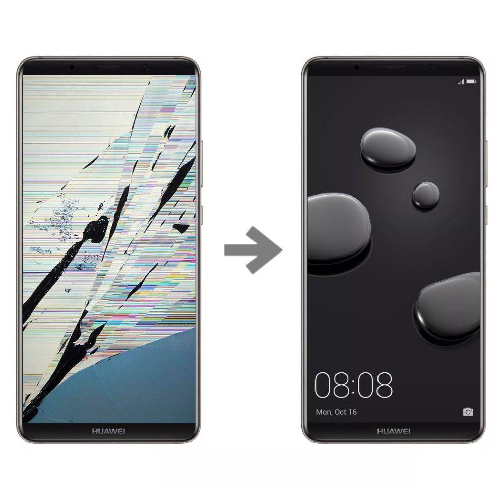 Wymiana wyświetlacza w Huawei Mate 10 serwis Poznań