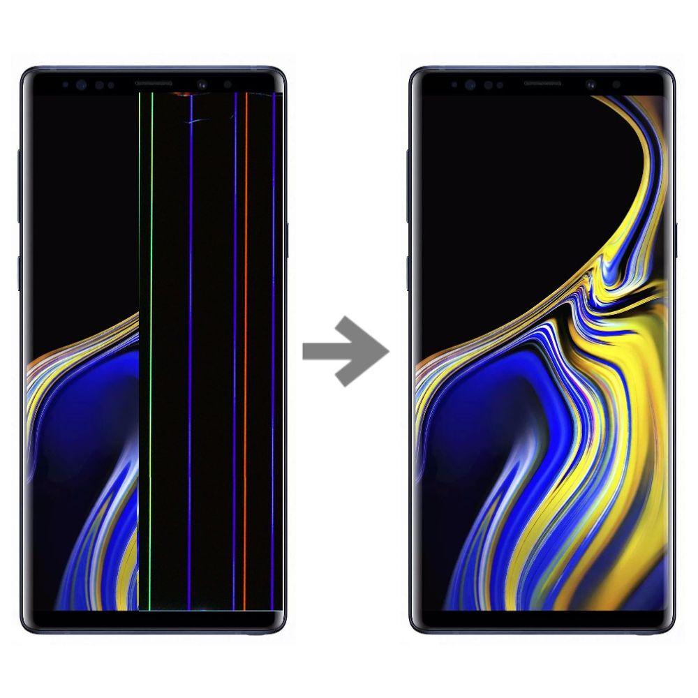 Wymiana wyświetlacza w Samsung Galaxy Note 9 serwis Poznań