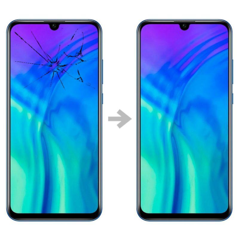 Wymiana szybki w Huawei Honor 20 lite