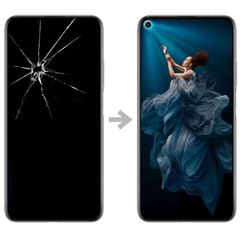 Wymiana wyświetlacza w Huawei Honor 20 pro
