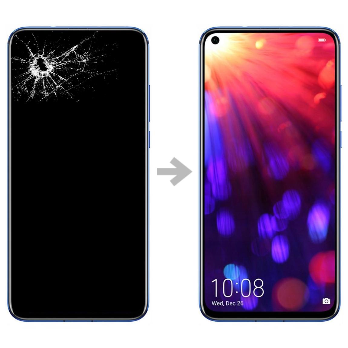 Wymiana wyświetlacza w Huawei Honor View 20