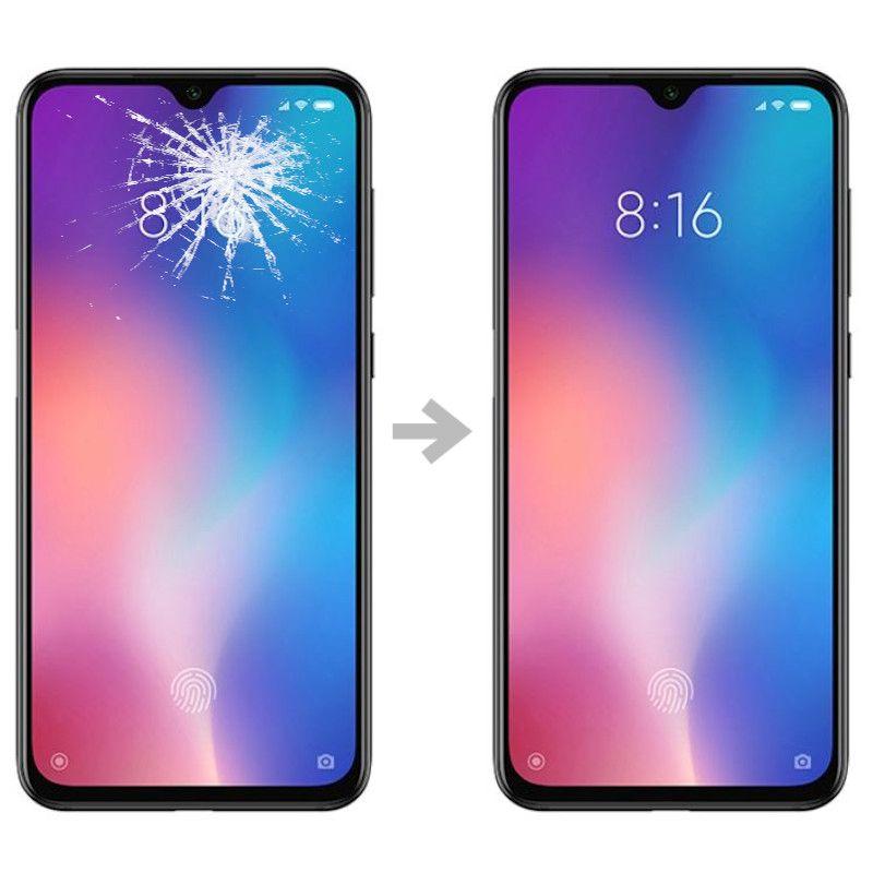 Wymiana szybki w Xiaomi Mi 9 SE