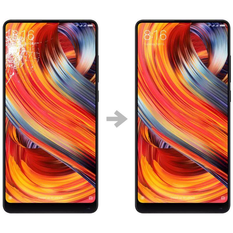 Wymiana szybki w Xiaomi Mi Mix 2S