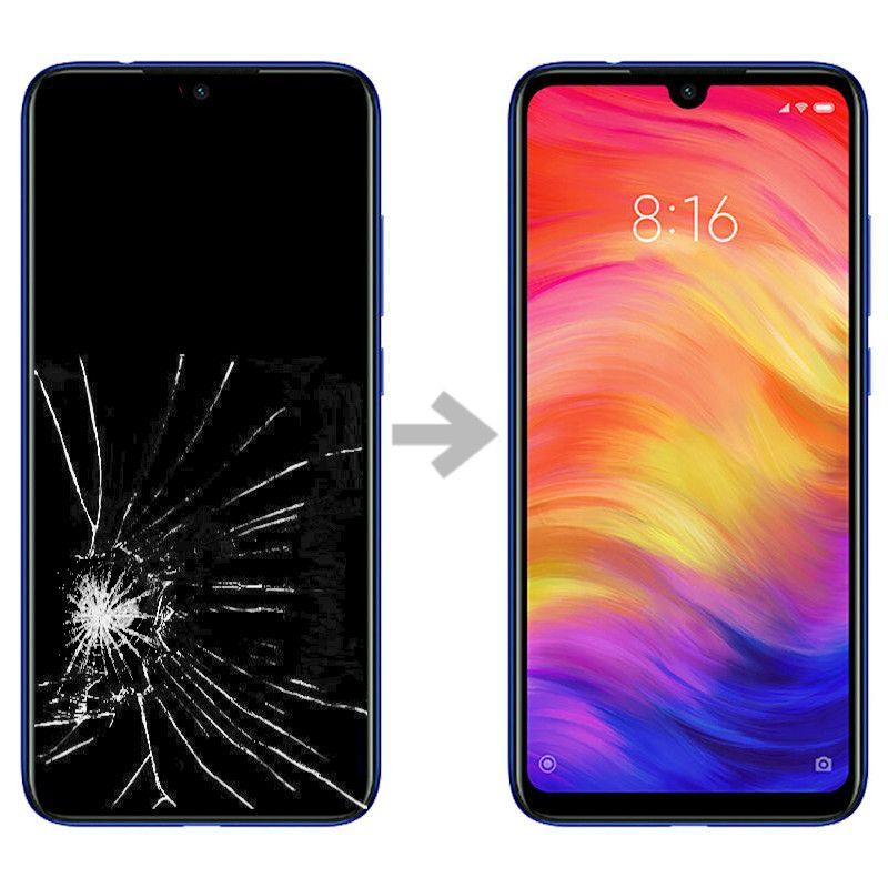 Wymiana wyświetlacza w Xiaomi Redmi Note 7